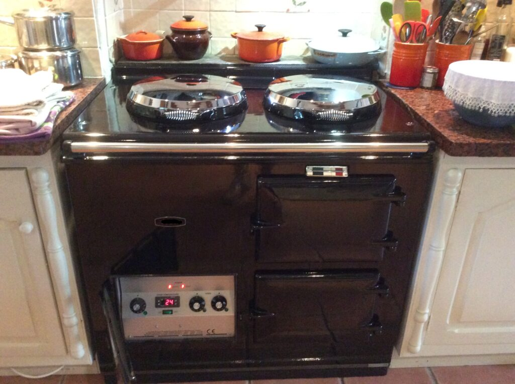 2 Oven ElectricKit Aga